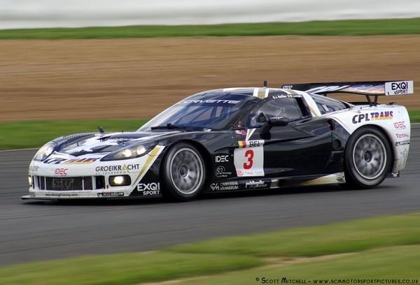 Corvette C6.R by motorsportpictures