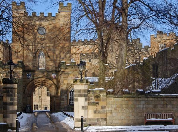 Durham Castle by sharlotte51