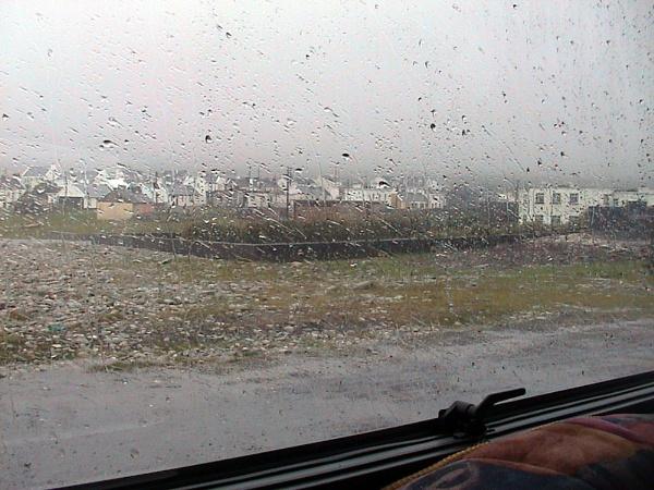 ACHILL IN THE RAIN by JOKEN