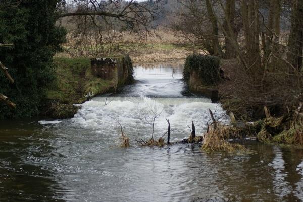 Weir by Gazsu