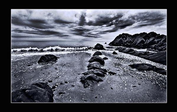 Cardigan Bay by Mynett