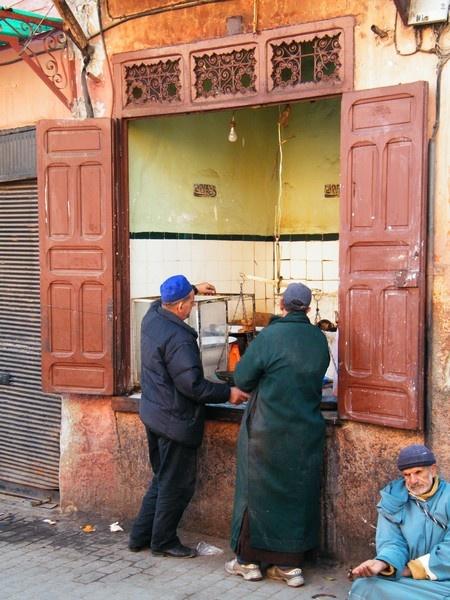 Marrakech shopping by erichoulder