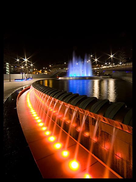 Station Fountains by stevenj