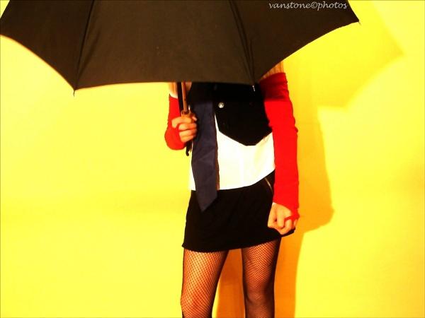 Under the umbrella by miss_v