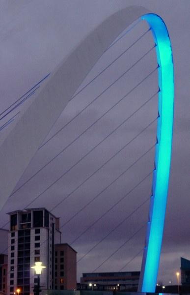 gateshead millennium bridge by ad2009