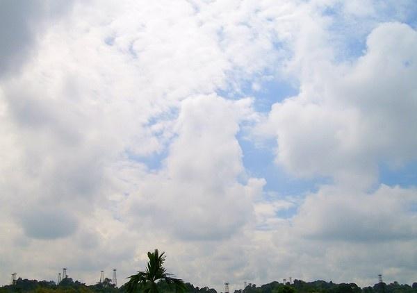 simply clouds by nancy_borah