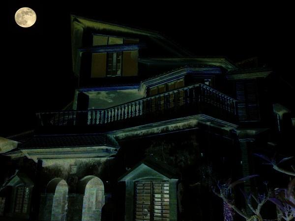 Deserted House by subhrajit