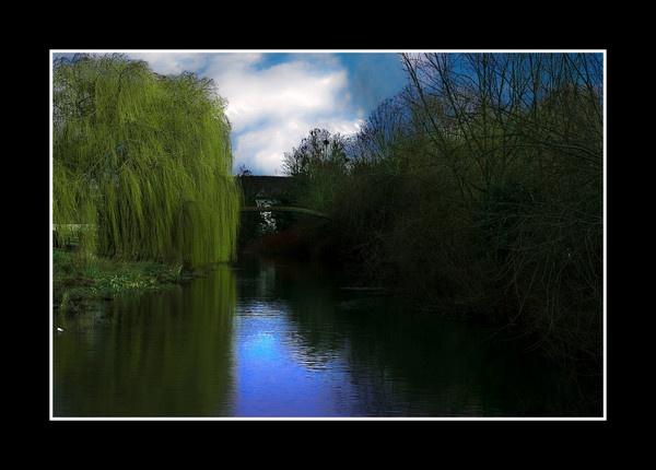 RiverScenic by touchingportraits