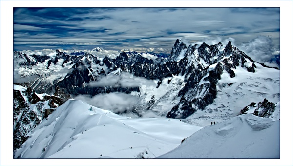Mont-Blanc III by roelf