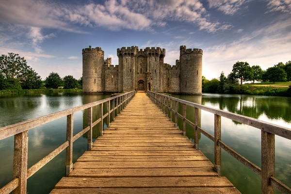 Bridge To Bodiam by Sezz