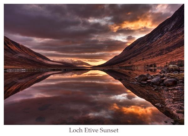 Loch Etive Sunset by Sue_R