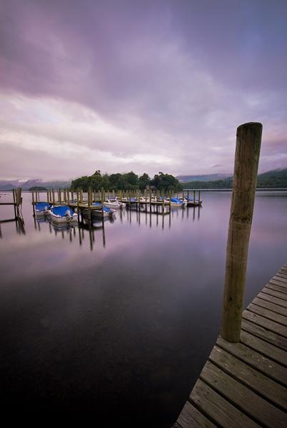 bliss on derwent water by dazzaman