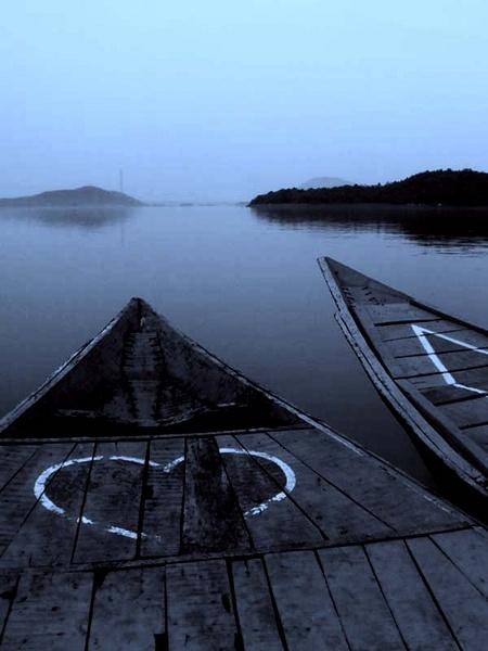 Boat Again by Anirban_ind
