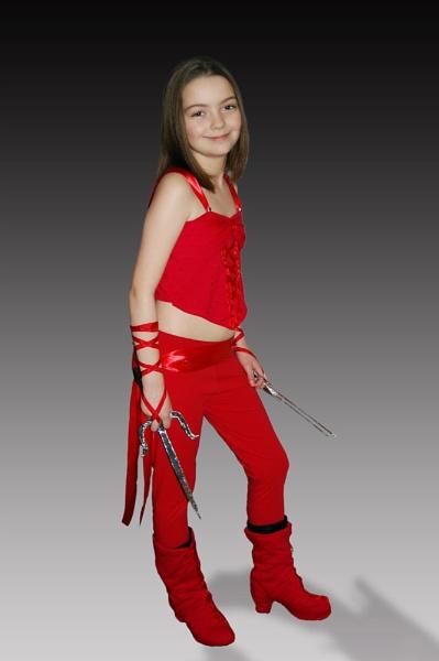 Elektra by Shutterbybaby