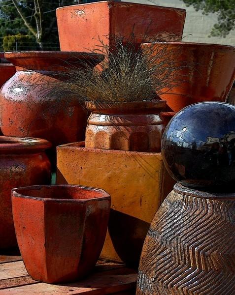 Terra Casa Pots by CherryMartin