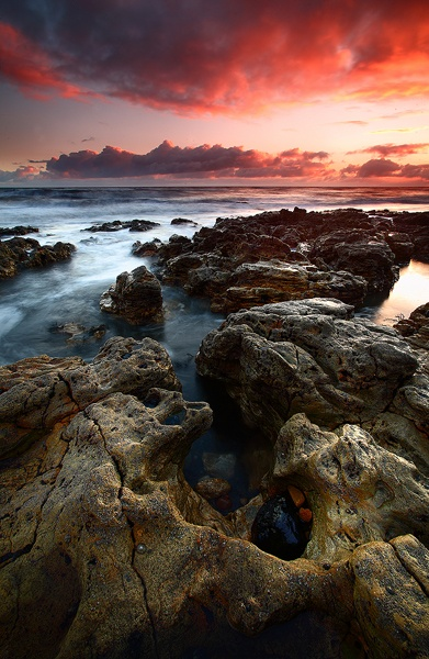 Blackhall Rocks by JamesAppleton