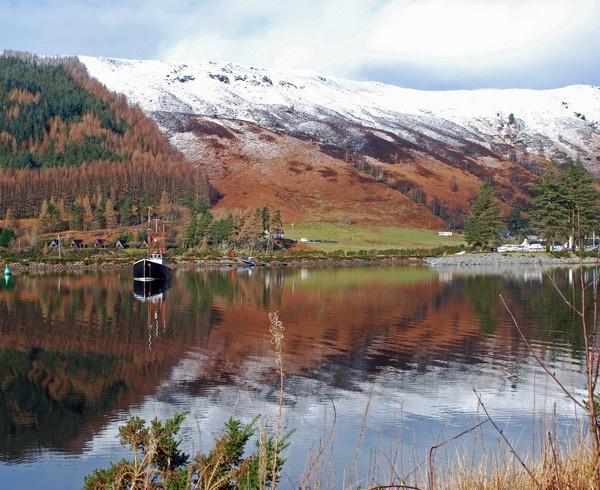 Scottish Highlands by maggie66