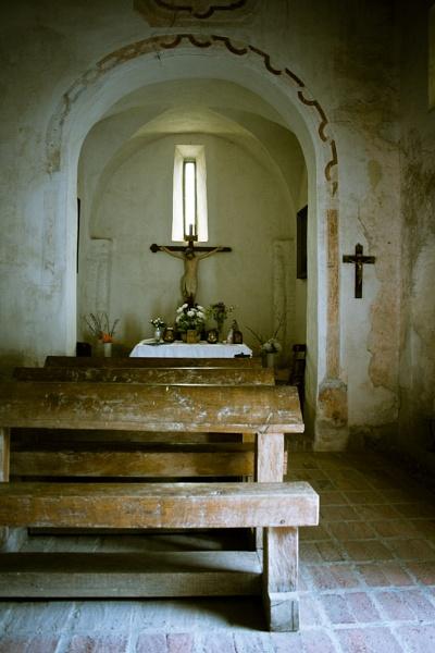 Heviz Chapel by darrenackers