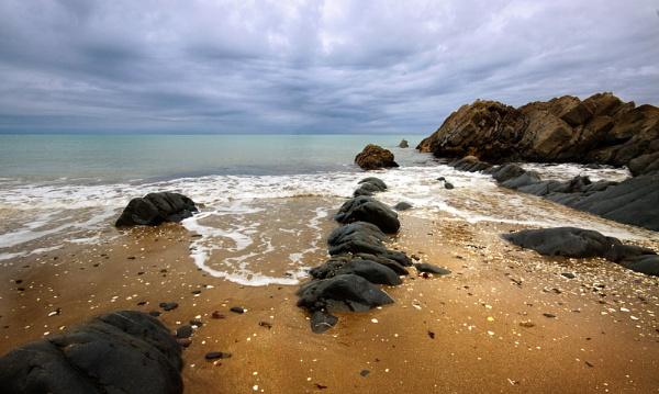 Welsh Coast by Mynett