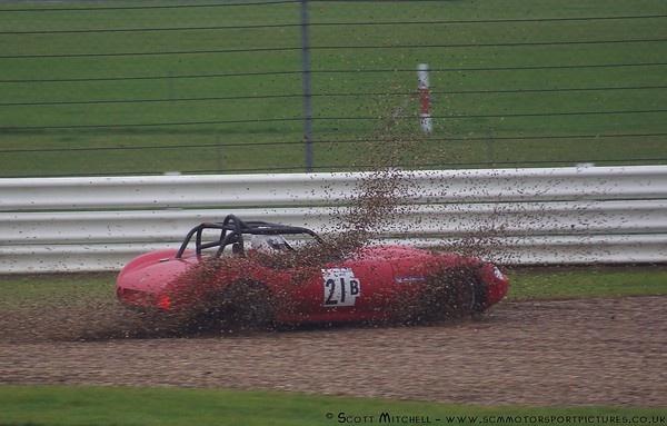 Binned it!! by motorsportpictures