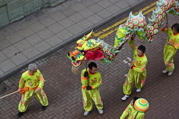 Dragon Dance by sharlotte51