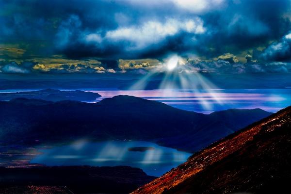 lake view by nostramo