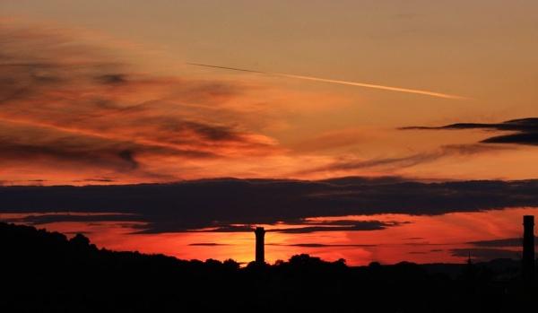 Bingley Sunset by Warriorpoet