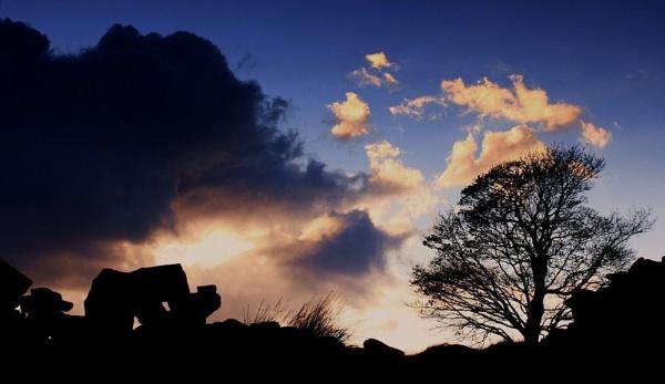 Ovenden Sunset by Warriorpoet