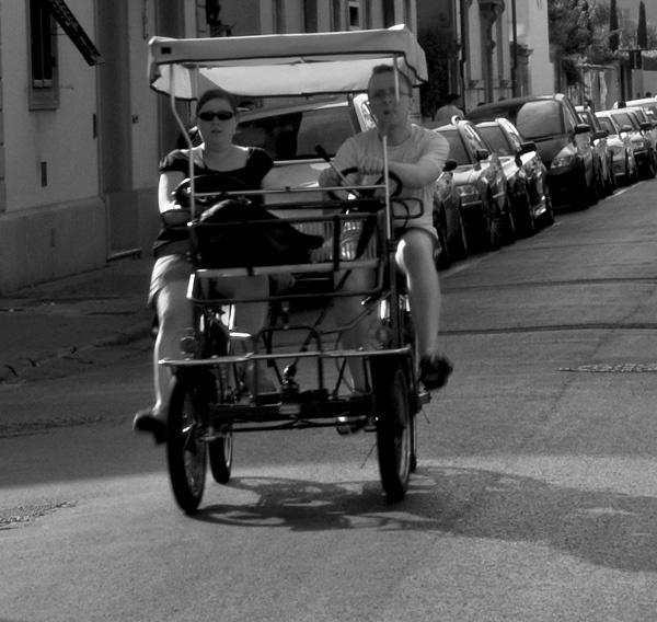 Transport by qosmio