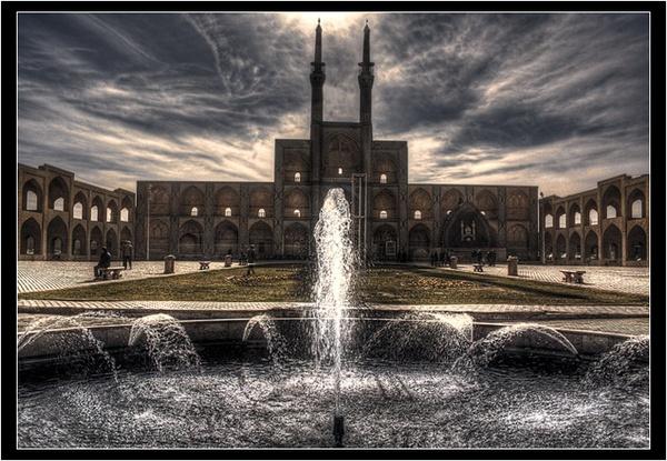 AmirChakhmagh by R3za