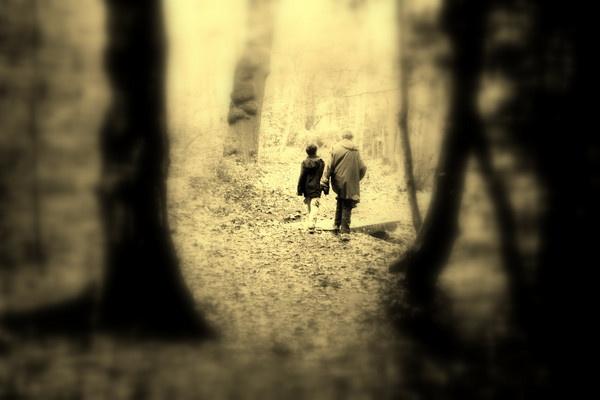 Walk Away (soft focus) by Manni1996