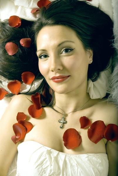 English rose: Katherine by Ania Pankiewicz
