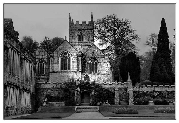 Lanhydrock Church. by rpba18205