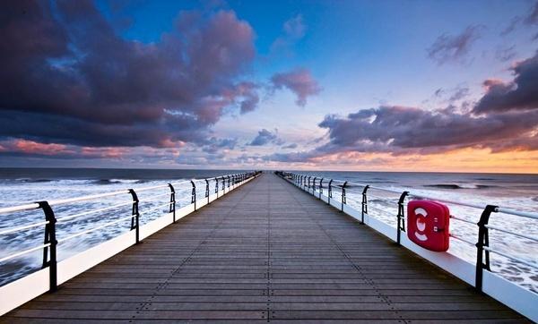 Out to sea by IanBurton