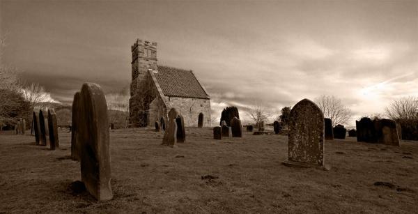 Old Church by IanBurton