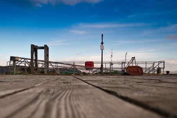 Millport Pier by soggsk9