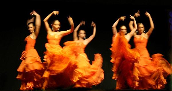 Classic Spanish Ballet by HELANA