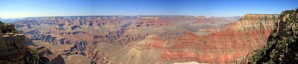Grand Canyon Panoramic by Chrisredrok