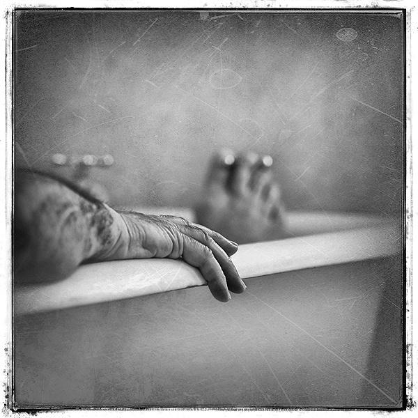 The Last Bath by ading