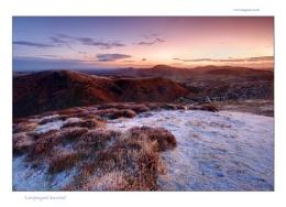'Longmynd Sunrise'