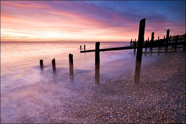 Bawdsey Beach by brm