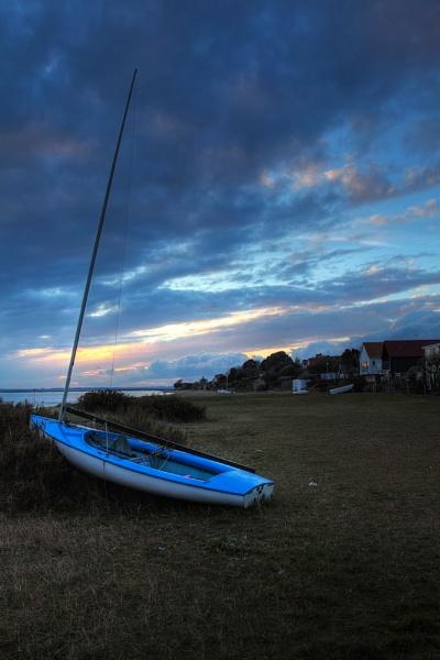 Boat by markharrop