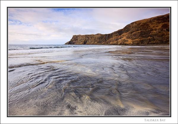 Talisker Bay... by Scottishlandscapes