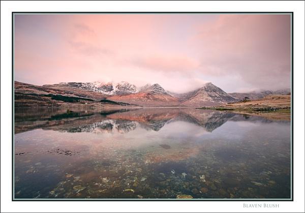 Blaven Blush... by Scottishlandscapes