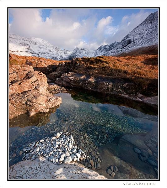 A Fairy\'s Bathtub... by Scottishlandscapes