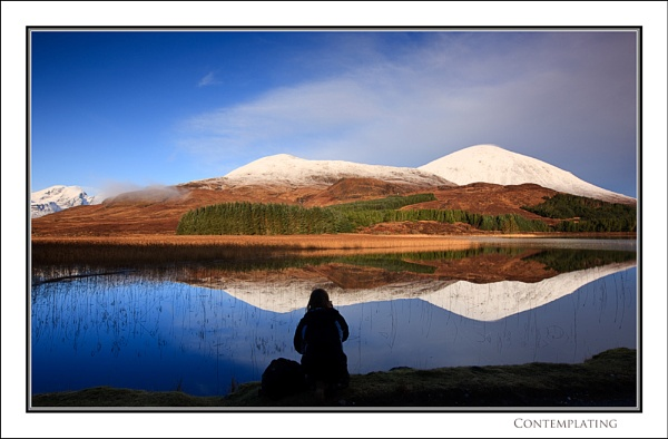 Contemplating... by Scottishlandscapes