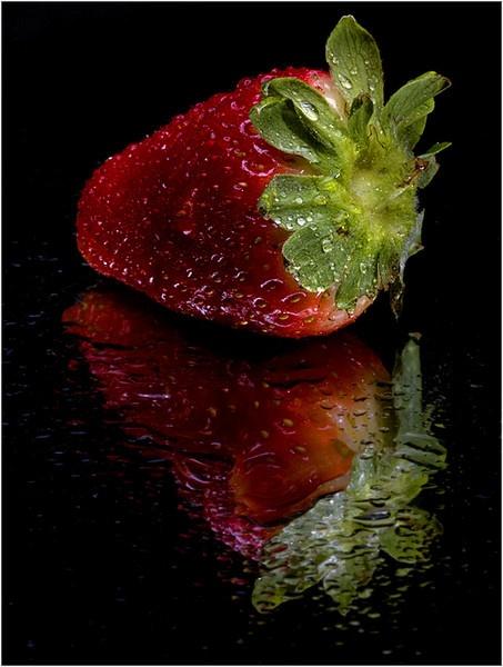 strawberry by teddy
