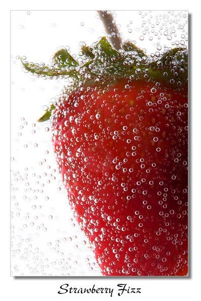 Strawberry Fizz by teddy