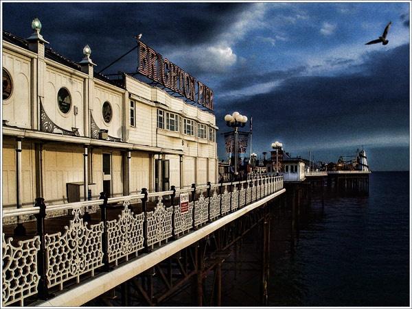 Brighton Pier by RoyBoy