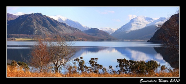 Ennerdale Water by cabbie